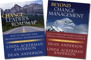 Change Leader's Roadmap & Beyond Change Management